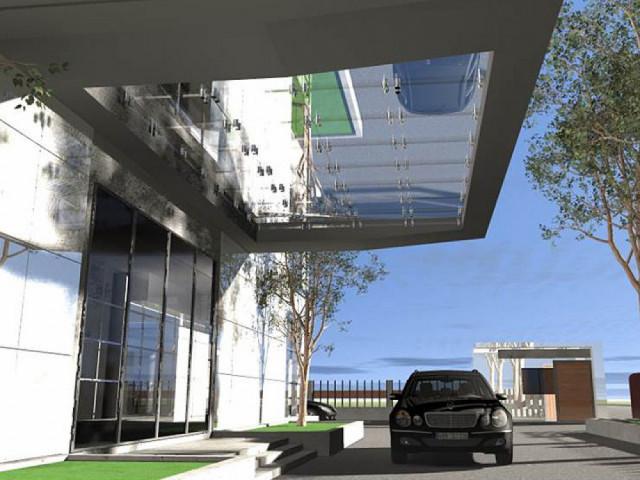 聯祥工業廠房設計提案