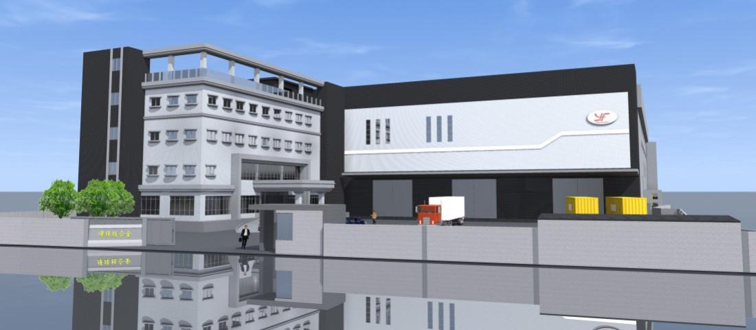 燁鋒廠辦興建工程-4