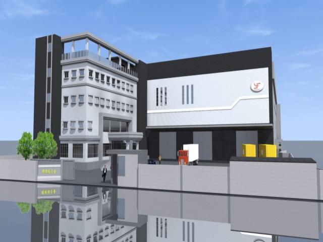 燁鋒廠辦興建工程