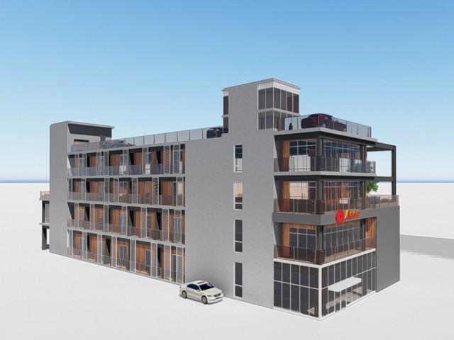 愛賽克廠房設計提案