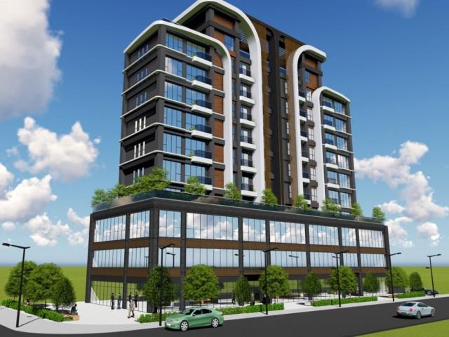 威均建設新建大樓提案